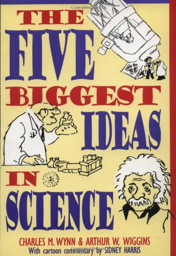 Five Biggest Ideas in Science   1996 edition cover