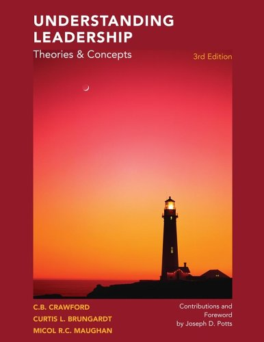 Understanding Leadership Theories and Concepts 3rd 2005 edition cover