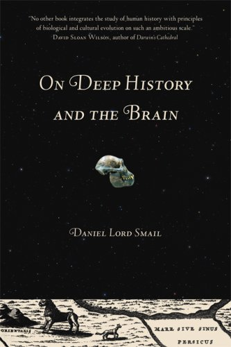 On Deep History and the Brain   2008 edition cover