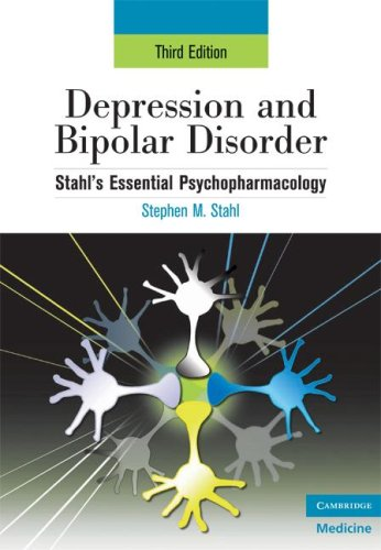 Depression and Bipolar Disorder Stahl's Essential Psychopharmacology 3rd 2008 9780521714129 Front Cover