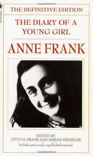 Diary of a Young Girl   1991 edition cover