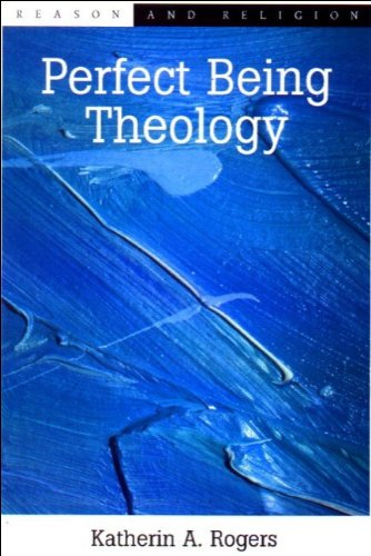 Perfect Being Theology   2000 9780748610129 Front Cover