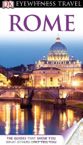 Eyewitness Travel Guide - Rome  N/A edition cover