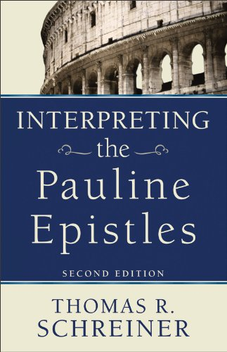 Interpreting the Pauline Epistles  2nd edition cover