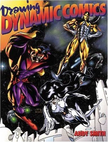 Drawing Dynamic Comics   2000 edition cover