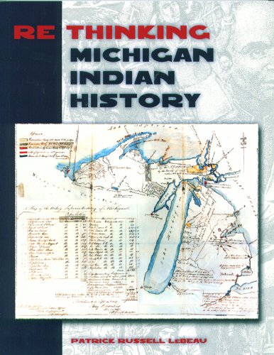Rethinking Michigan Indian History   2005 edition cover