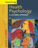 Cengage Advantage Books: Health Psychology  3rd 2014 edition cover