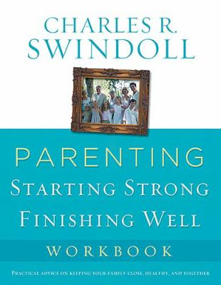 Parenting From Surviving to Thriving Workbook  2006 9781418514129 Front Cover