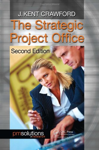 Strategic Project Office  2nd 2010 (Revised) 9781439838129 Front Cover