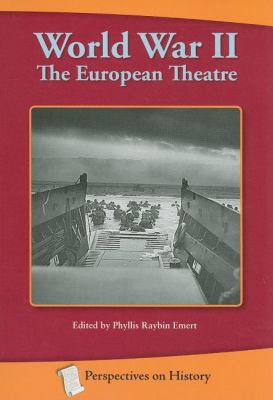 World War II: the European Theatre (2nd  2nd 9781932663129 Front Cover