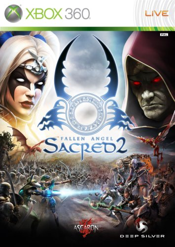 Sacred 2: Fallen Angel (Xbox 360) by ASCARON Entertainment (UK) Ltd. Xbox 360 artwork