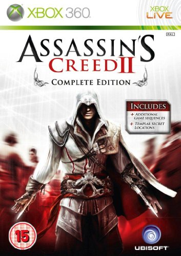 Assassin's Creed II: Complete Edition (Xbox 360) Xbox 360 artwork