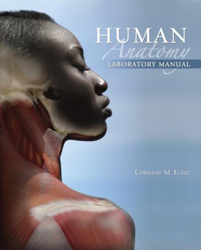 Human Anatomy   2008 (Lab Manual) edition cover