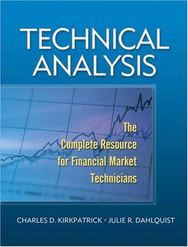 Technical Analysis The Complete Resource for Financial Market Technicians  2007 edition cover