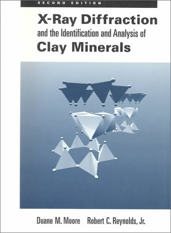 X-Ray Diffraction and the Identification and Analysis of Clay Minerals  2nd 1997 (Revised) edition cover