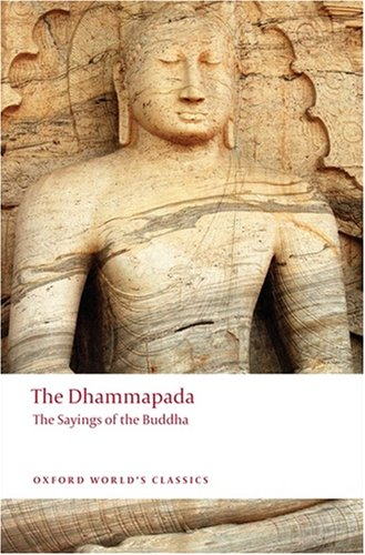 Dhammapada The Sayings of the Buddha  2008 edition cover