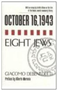 October 16, 1943/Eight Jews   2001 edition cover