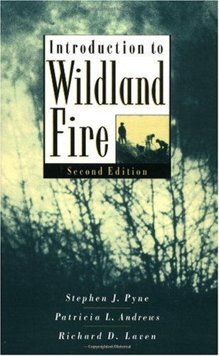 Introduction to Wildland Fire  2nd 1996 (Revised) edition cover