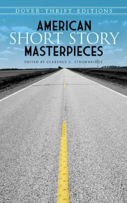 American Short Story Masterpieces   2013 edition cover
