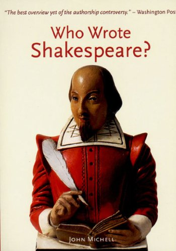 Who Wrote Shakespeare?   1999 9780500281130 Front Cover