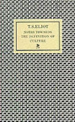NOTES TOWARDS A DEFINITION OF 1st edition cover
