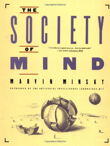 Society of Mind   1988 edition cover