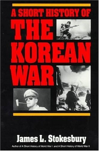 Short History of the Korean War  N/A edition cover