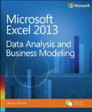 Microsoft Excel 2013 Data Analysis and Business Modeling  2014 9780735669130 Front Cover