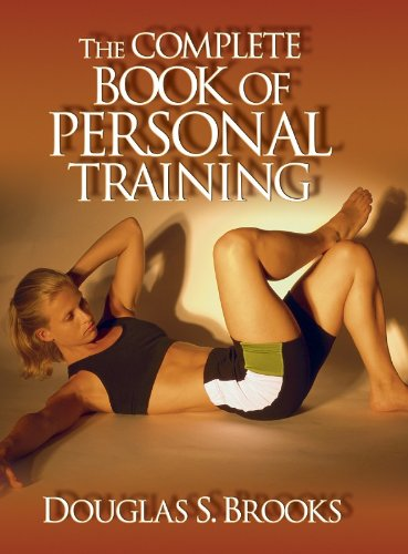 Complete Book of Personal Training   2004 edition cover