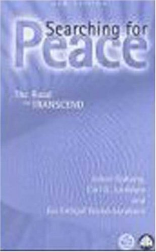 Searching for Peace The Road to Transcend  2000 9780745316130 Front Cover