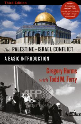 Palestine-Israel Conflict A Basic Introduction 3rd 2012 edition cover