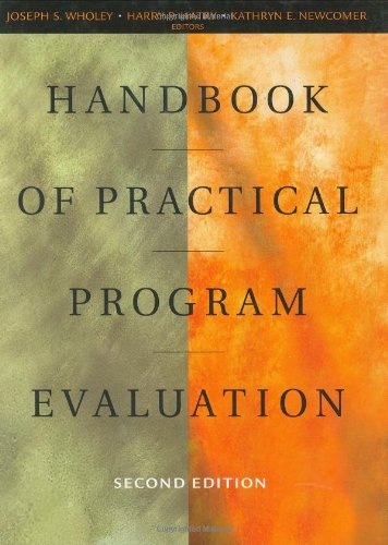 Practical Program Evaluation  2nd 2004 (Revised) edition cover