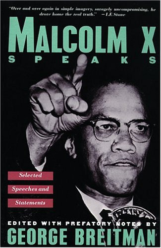 Malcolm X Speaks Selected Speeches and Statements N/A edition cover