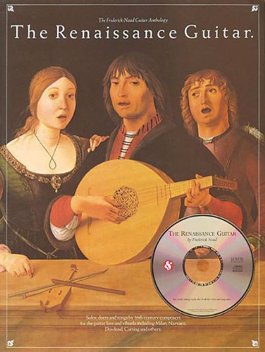 Renaissance Guitar  N/A edition cover