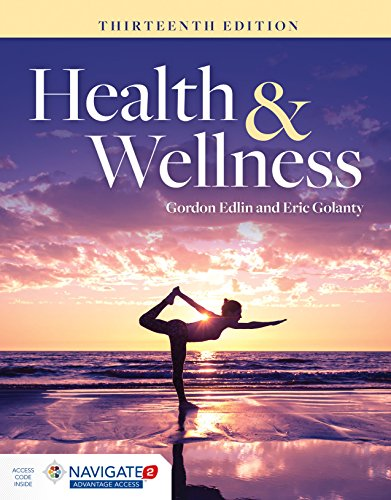Health & Wellness + Advantage Access Card:   2018 9781284144130 Front Cover