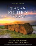 Texas Politics Today 2015-2016  17th 2016 9781285853130 Front Cover