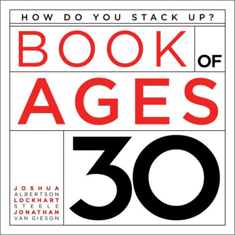 Book of Ages 30   2003 9781400050130 Front Cover