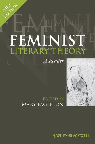 Feminist Literary Theory A Reader 3rd 2011 edition cover