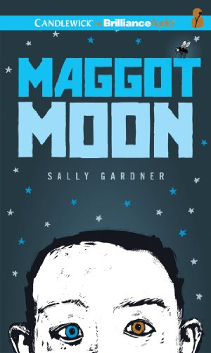 Maggot Moon:   2013 edition cover