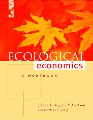 Ecological Economics A Workbook for Problem-Based Learning 2nd 2005 (Workbook) edition cover