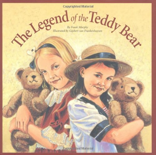 Legend of the Teddy Bear   2001 edition cover