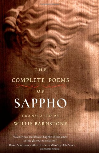 Complete Poems of Sappho   2009 edition cover