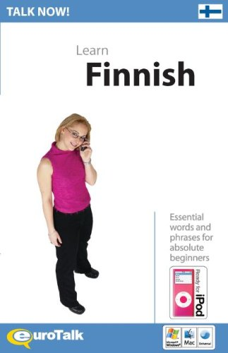 Talk Now! Finnish  2007 edition cover