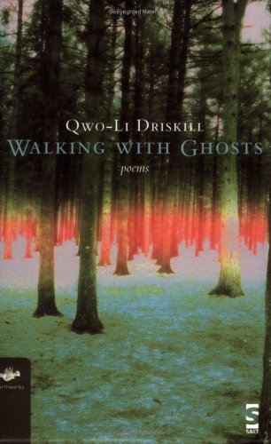 Walking with Ghosts Poems  2005 edition cover