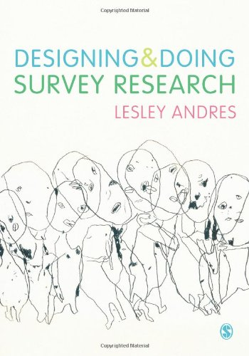 Designing and Doing Survey Research   2012 edition cover