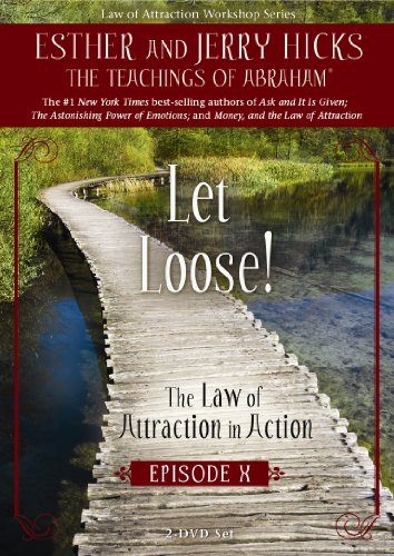 Let Loose!: The Law of Attraction in Action, Episode X System.Collections.Generic.List`1[System.String] artwork
