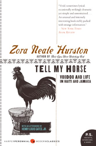 Tell My Horse Voodoo and Life in Haiti and Jamaica  2009 edition cover