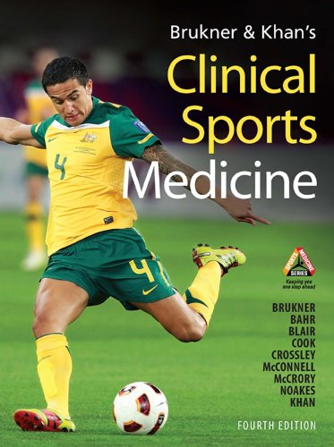 Clinical Sports Medicine  4th 2011 edition cover
