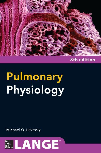 Pulmonary Physiology  8th 2013 edition cover
