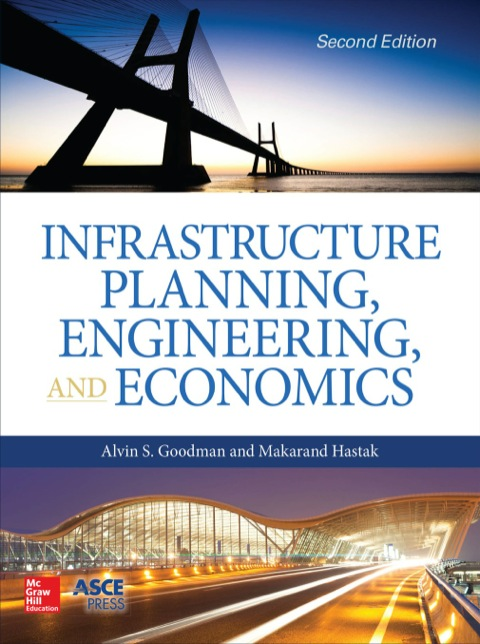 Infrastructure Planning, Engineering and Economics:   2015 edition cover